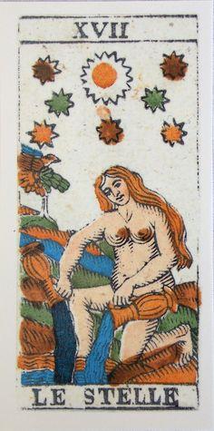 Tarocco Gummpemberg Milano 1840 Limited edition 2000 decks. Creator(s): Carlo DellaRocca  Date: 1840 reproduction 1992 Country: Italy Publisher: Il Meneghello