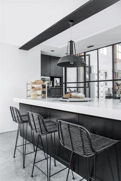 221 mejores imágenes de Taburetes de Cocina   Home kitchens ...