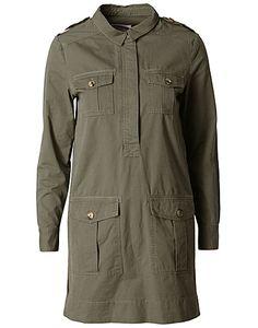 Fern - Savannah - Army-grønn - Kjoler - Klær - NELLY.COM