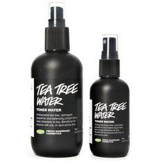 Tea Tree Water by Lush / Keep Skin Clear And Balanced Oily, dull, tired and spotty skin brightens up with a routine spritz of Tea Tree Water. Antibacterial tea tree, juniperberry and grapefruit waters keep skin clear of blemishes and. Beauty Secrets, Diy Beauty, Beauty Skin, Health And Beauty, Beauty Hacks, Beauty Ideas, Beauty Tips, Lush Beauty, Beauty Care