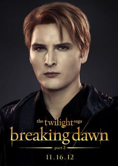 Dr. Carlisle Cullen played by Peter Facinelli!!