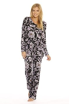 CS6010911XL Christian Siriano New York Women Sleepwear  Pant Sets  Woman Pajamas >>> For more information, visit image link.Note:It is affiliate link to Amazon.