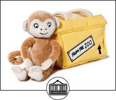 Dear Zoo - Mono de peluche en bolso (20,3 cm)  ✿ Regalos para recién nacidos - Bebes ✿ ▬► Ver oferta: http://comprar.io/goto/B0060L21QO