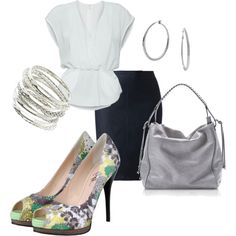 its all about the shoes, created by abentley22 on Polyvore