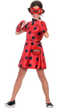Miraculous Ladybug costume