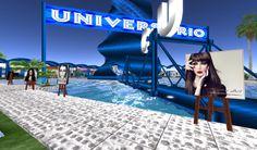 Sede de Universo Creativo SL, área de Exposiciones al Aire Libre