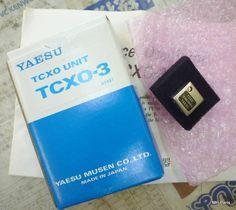 YAESU Rare TCXO-3 High-Stability Crystal Oscillator (for FT-850/900)