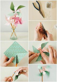 bricolage-enfants-pas-cher-facile-moulin-vent-papier