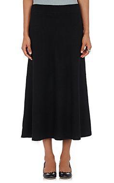 Chloé Cashmere Rib-Knit Midi-Skirt - Maxi - Barneys.com
