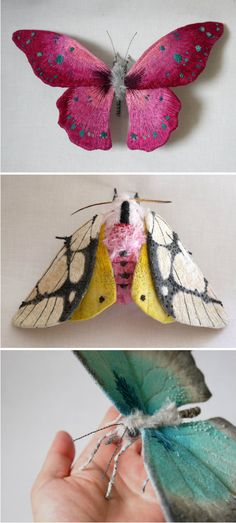 Fabric Sculptures