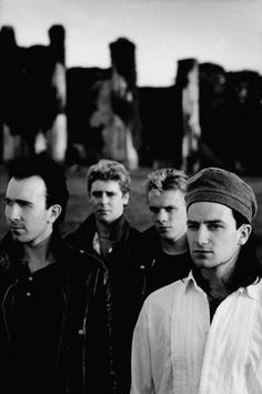 U2 - went to Joshua Tree Concert when album was released in late 80s...Bono had his long hair.  In The Bay and saw them at the 2002 Grammys