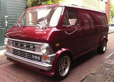 FORD ECONOLINE 1973 Maintenance/restoration of old/vintage vehicles: the material for new cogs/casters/gears/pads could be cast polyamide which I (Cast polyamide) can produce. My contact: tatjana.alic@windowslive.com