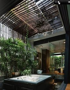 Urban Industrial Decor Tips - Traumhaus Home Interior Design, Exterior Design, Interior And Exterior, Architecture Design, Tropical Houses, My Dream Home, Dream Homes, Future House, Beautiful Homes