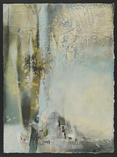 """Contemporary Mixed Media - """"Transcending"""" (Original Art from Joan Fullerton)"""