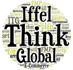 Global thinking, is awesome!