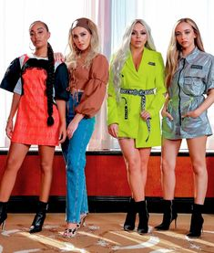 Little Mix in Australia 2019 Little Mix Outfits, Little Mix Jesy, Little Mix Style, Little Mix Girls, Cute Outfits, Jesy Nelson, Perrie Edwards, Sarah Hyland, Sabrina Carpenter