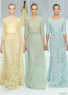 Madrinhas de Casamento com Tons Pastel | Noivinhas de Luxo