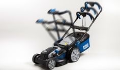 Mac Allister Lawnmower - Unique and Easy folding system by Kingfisher Sourcing & Offer Product Design, via Behance