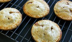 Apple-Caramel Hand Pies