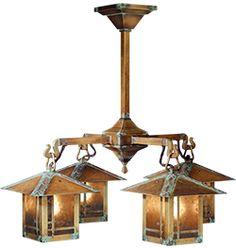 Craftsman Lighting - Old California Lantern Company