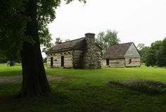 First Cabin at The Hermitage in Nashville,TN. Come visit The Hermitage, Home of President Andrew Jackson!