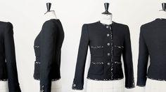 Nel Capitolo 13 di Inside CHANEL viene svelato il savoir-faire che si cela dietro la giacca Haute Couture, a cominciare dal disegno di Karl Lagerfeld fino ad arrivare all'eccellenza artigianale del lungo lavoro delle sarte. Questa è la Haute Couture secondo CHANEL.