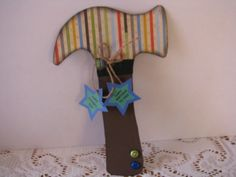 Homemade Hammer Card- Perfect for Father's Day or A Birthday Card-