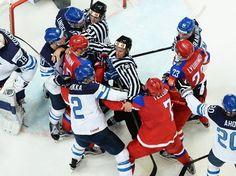 Кубок мира по хоккею 2016. Какие шансы у России на выход из группы