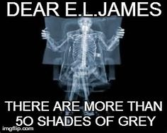 i think of this every time susan says shades of grey, bahahahah