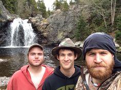Buddies at Wallace falls