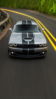 Dodge Challenger SRT 2015 iPhone 6/6 plus wallpaper