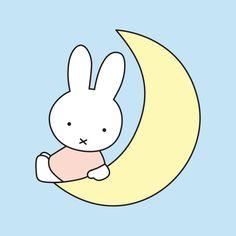 Printable Miffy Decor - Pastel Kawaii