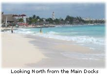 Playa del Carmen North Beach