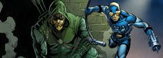 Oliver Queen and Ted Kord Exist In the DC Extended Universe