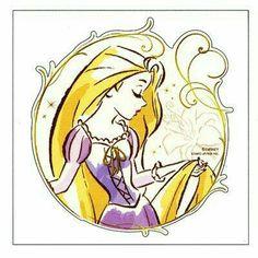 Deco Disney, Disney Nerd, Arte Disney, Disney Fan Art, Disney Love, Disney Magic, Disney Princess Rapunzel, Disney Tangled, Rapunzel And Eugene