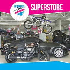Automotive Art is the Caribbean's largest auto-care retailer, offering incredible prices & extremely pleasant customer service! Club Save Membership Card Holders receive - Paint 20% off, Tires 20% off, Wheels 25% off, Batteries 20% off, Accessories 20% off, Wax & Chem 20% off, Safety 20% off, Stereo Equip 20% off, Yamaha parts 10% off, Commercial Equipment 10% off. Visit their business profile page to learn more and to view their flyer: https://clubsave.ky/42/companyDetails/