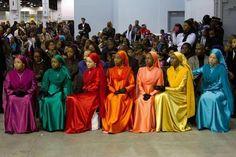 Nation Of Islam Women | Muslim women of Nation of Islam…