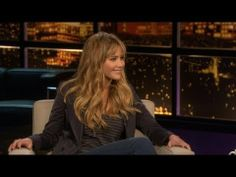 Jennifer Lawrence on Chelsea Lately. Jen schools Chelsea on how to properly interview and once again talks about peeing. I should be disgusted by now but it still makes me laugh.