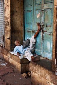 Steve McCurry - Mumbai, India