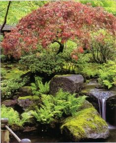 Inspiring small japanese garden design ideas 17