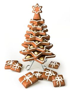 arbre fet amb galletes