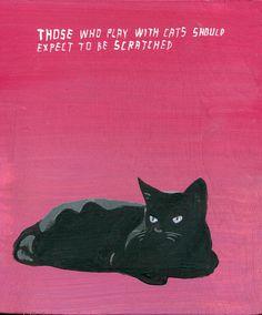 Outsider Art, Hasselback Chicken, Art Brut, Vintage Humor, My Spirit Animal, Cool Cats, Folk Art, Poster, Kitty
