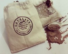 Ancient treatments to revive n rejuvenate skin & hair #LAVALava Moroccan Lava Clay Powder Mask