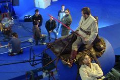 Just a Comical Girl's Tumblr Star Wars III: Revenge of the Sith - Behind the Scenes