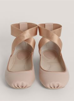 Shoe Crave: Chloe Ballerina Shoes