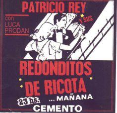 CEMENTO - SABADO 23/05/87  Con Luca Prodan