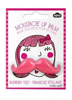 Buy Moustache Lip Balm, Pink from our Pocket Money Toys range at John Lewis & Partners. Mustache Wax, Mustache Party, Mustache Grooming, Cool Gifts, Unique Gifts, Tween Gifts, Nice Lips, Lip Fillers, Get The Party Started