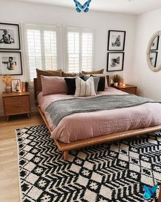 Arrows and Bow – Finding Joy in the In-Between  <br> Bohemian Bedroom Design, Bedroom Inspo, Home Decor Bedroom, Bedroom Designs, Bohemian Bedrooms, Bedroom Furniture, Bedroom Styles, Bedroom Makeovers, Bohemian Bedroom Decor