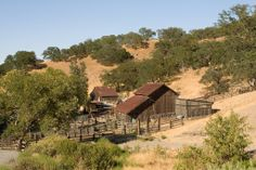 Historic Houses of California - Contra Costa County - Walnut Creek - Old Borges Ranch - 1899-1901