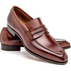 Gravati Brandy Leather Loafer 9